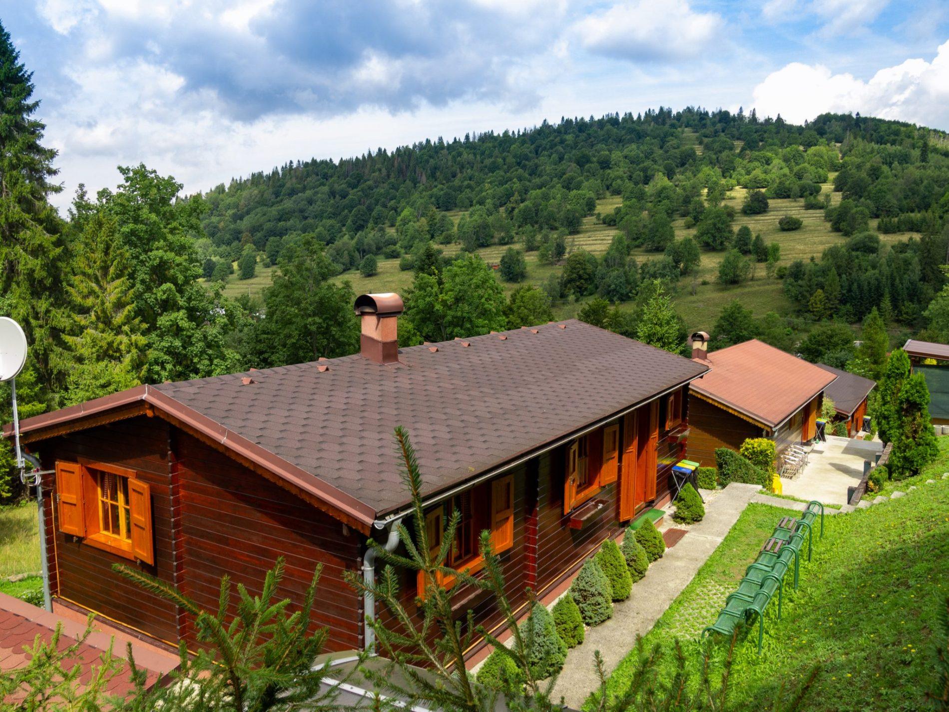 Ubytovanie Chaty Drevenice Oščadnica - Kysucká príroda