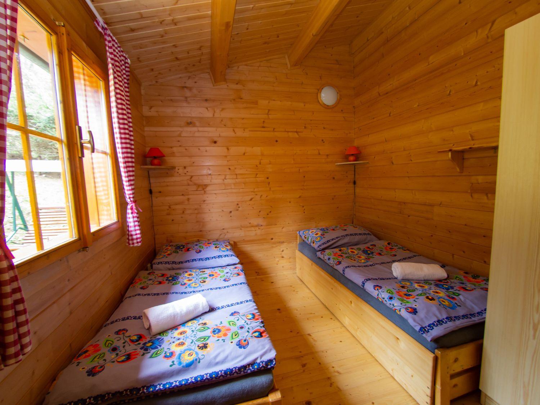 Chata Oščadnica - Spálňa v chate
