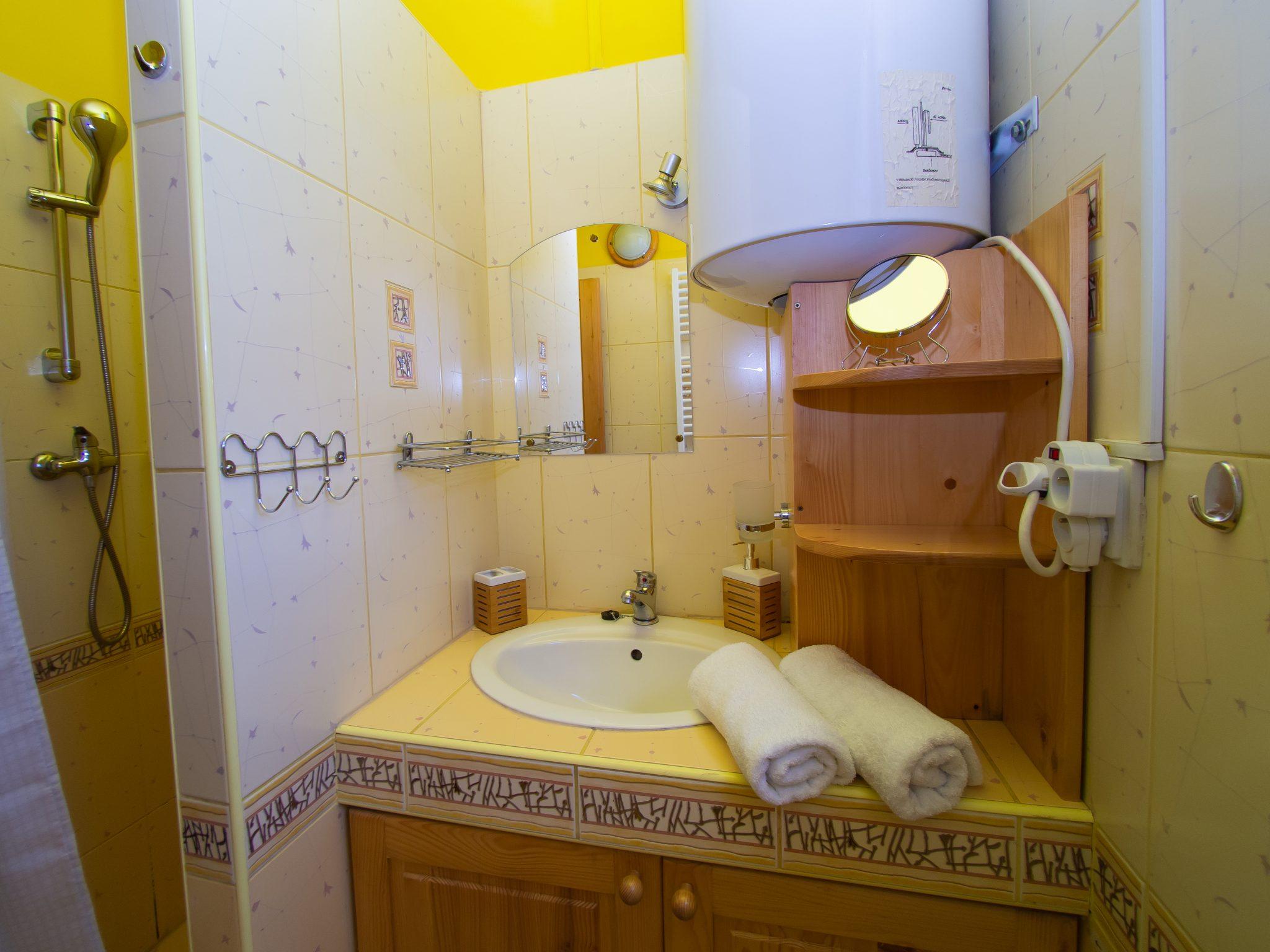 Ubytovanie Chaty Drevenice Oščadnica - kúpeľňa