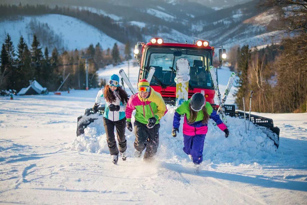 Ubytovanie Chaty Drevenice Oščadnica lyžovačka